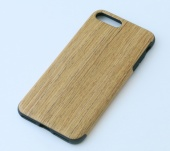 Кейс для iPhone 7 Plus Wood Case темный