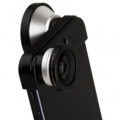 Объектив Fisheye 4 in 1 для iPhone 5/5S