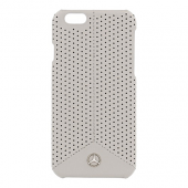 Кейс Mercedes для iPhone 6/6S Pure Line Grey MEHCP6PEGR