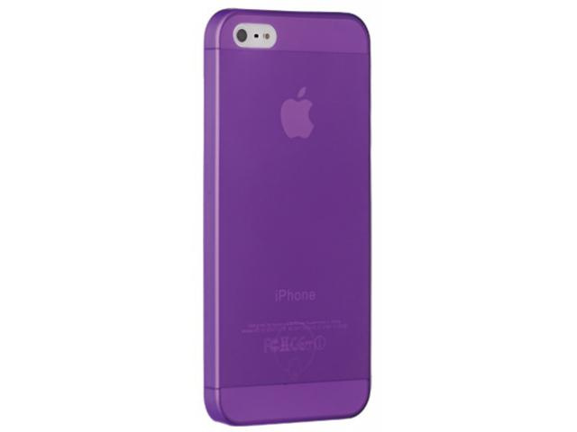 Кейс O!Coat Ozaki Jelly Purple для iPhone 5/5S