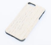 Кейс для iPhone 7 Plus Wood Case светлый