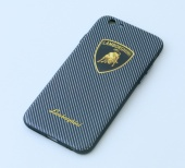 Кейс для iPhone 6/6S Lambo Carbon
