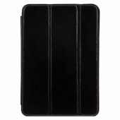 Чехол Melkco для iPad mini mini 2 Retina mini 3 Premium Leather Case Slimme Cover Type (Black LC)