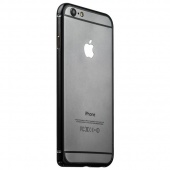 Бампер Fashion Black для iPhone 6 4,7""