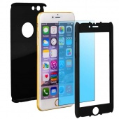 Кейс для iPhone 6/6S 360 Protect 9H Tempered Glass