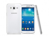 Кейс для Samsung SM-G531 Galaxy Grand Prime Mobile прозрачный