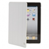 Чехол Jisoncase Executive White для iPad 2,3,4