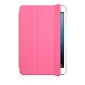 SmartCover розовый для Apple iPad Mini/Mini Retina