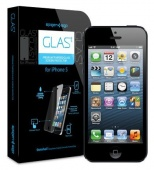 Стекло SGP SGP Oleophobic Coated Tempered Glass «Glas T» для iPhone 5/5S